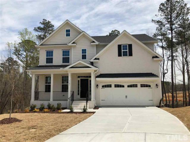 3101 Cross Bridge Court Lot 190, Apex, NC 27502 (#2131276) :: The Jim Allen Group
