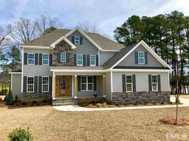 5804 Cleome Court, Holly Springs, NC 27540 (#2136658) :: The Abshure Realty Group