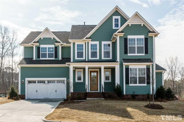 400 Saddletop Court, Raleigh, NC 27606 (#2143099) :: Rachel Kendall Team, LLC
