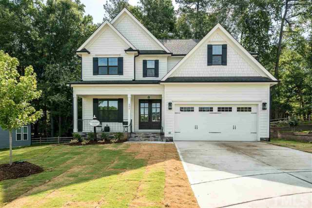 205 Everam Court, Chapel Hill, NC 27516 (#2149662) :: Raleigh Cary Realty