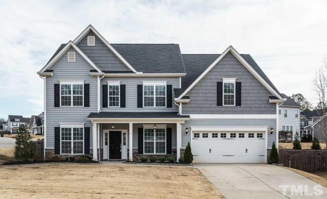 6901 Rex Road, Holly Springs, NC 27540 (#2150951) :: The Jim Allen Group