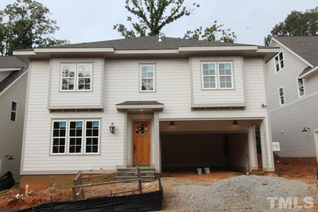 1309 Pecora Lane, Raleigh, NC 27607 (#2156775) :: The Perry Group