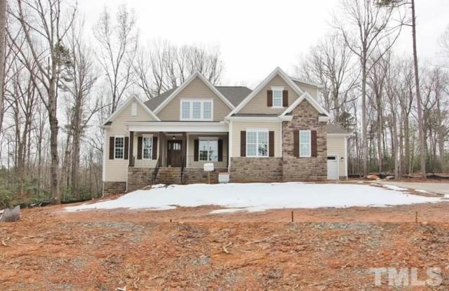 68 Cotillion Way, Pittsboro, NC 27312 (#2157061) :: The Jim Allen Group
