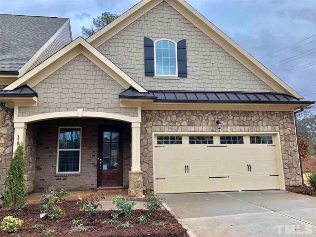 110 Glenpark Place #50, Cary, NC 27511 (#2158459) :: Rachel Kendall Team, LLC