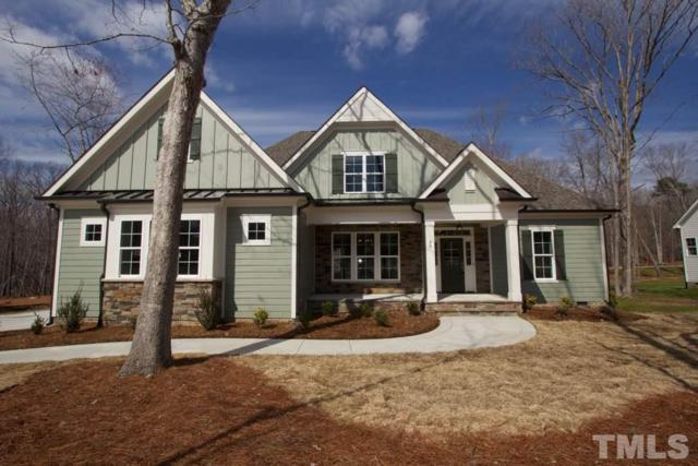 20 Carlson Ridge Drive, Youngsville, NC 27596 (#2159817) :: Raleigh Cary Realty