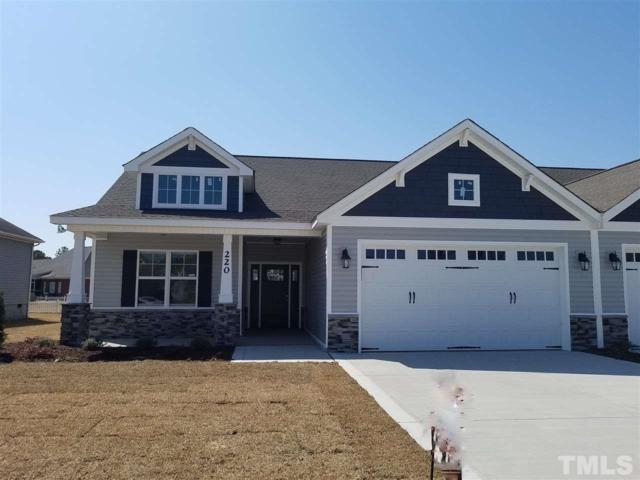 220 Kings Way, Goldsboro, NC 27530 (#2163699) :: The Jim Allen Group