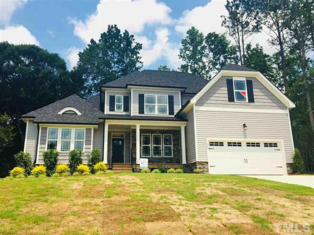 390 Glamorgan Drive #18, Clayton, NC 27527 (#2164824) :: The Perry Group