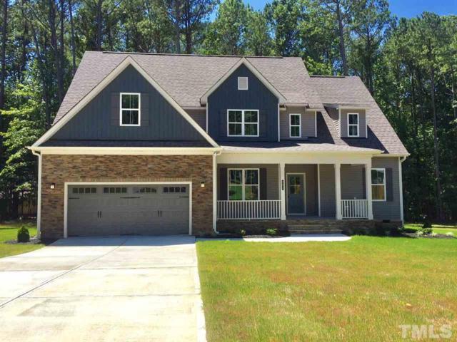 203 Laurel Oaks Drive, Youngsville, NC 27596 (#2165503) :: The Jim Allen Group