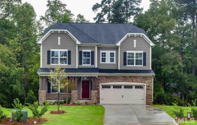 616 Baucom Creek Court Lot 74, Cary, NC 27519 (#2166925) :: The Perry Group