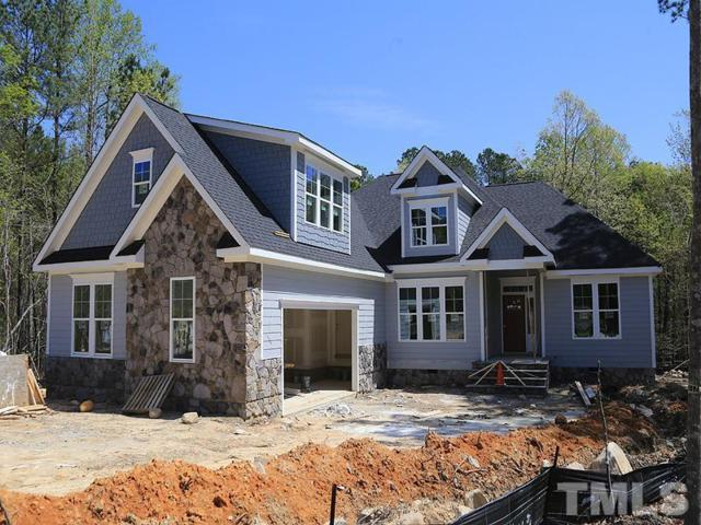 335 Brookhaven Way Lot 32, Pittsboro, NC 27312 (#2167181) :: The Jim Allen Group