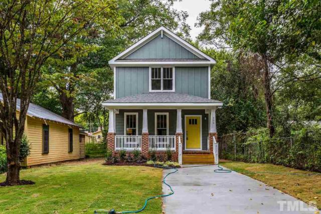 202 Bart Street, Raleigh, NC 27610 (#2168354) :: The Abshure Realty Group