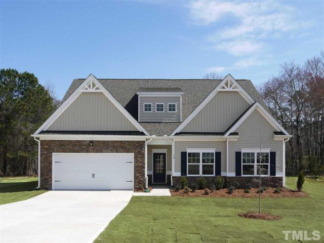 76 Springhill Lane Lot 6, Garner, NC 27529 (#2168632) :: Rachel Kendall Team, LLC
