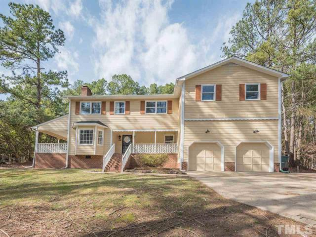 1015 Huntsman Drive, Durham, NC 27713 (#2168661) :: Raleigh Cary Realty