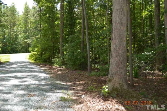 Lot 4 Virgilina Road, Roxboro, NC 27574 (#2169043) :: M&J Realty Group