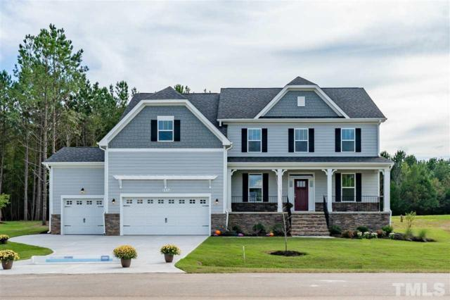 2804 Oxford Bluff Drive, Wake Forest, NC 27587 (#2171434) :: The Perry Group