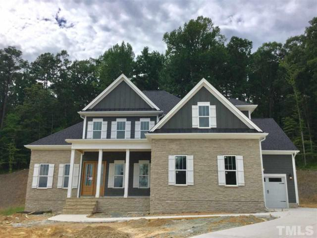 161 Leatherwood Lane, Chapel Hill, NC 27517 (#2171655) :: The Perry Group