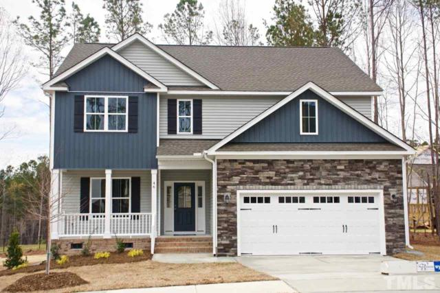 46 Saddleback Way, Clayton, NC 27527 (#2173300) :: The Jim Allen Group