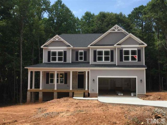 103 E Tauchers Path #24, Clayton, NC 27527 (#2179265) :: The Perry Group