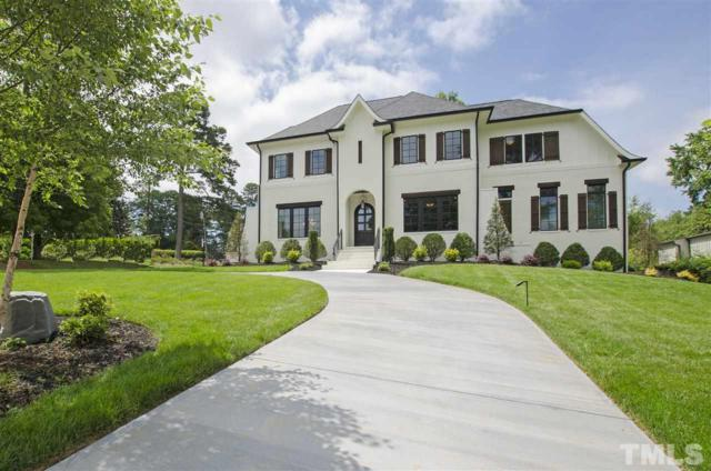 2325 Hathaway Drive, Raleigh, NC 27608 (#2181020) :: The Perry Group