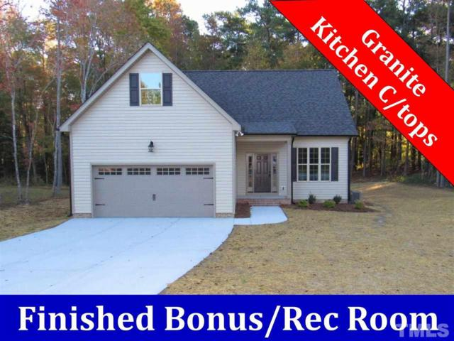25 Old Still Court, Louisburg, NC 27549 (#2184319) :: The Perry Group