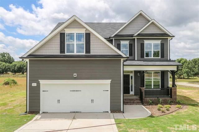 20 Marywood Drive, Clayton, NC 27520 (#2185659) :: The Jim Allen Group
