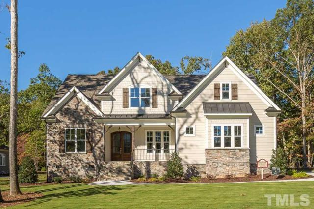 145 Princeton Manor Drive, Youngsville, NC 27596 (#2185985) :: M&J Realty Group
