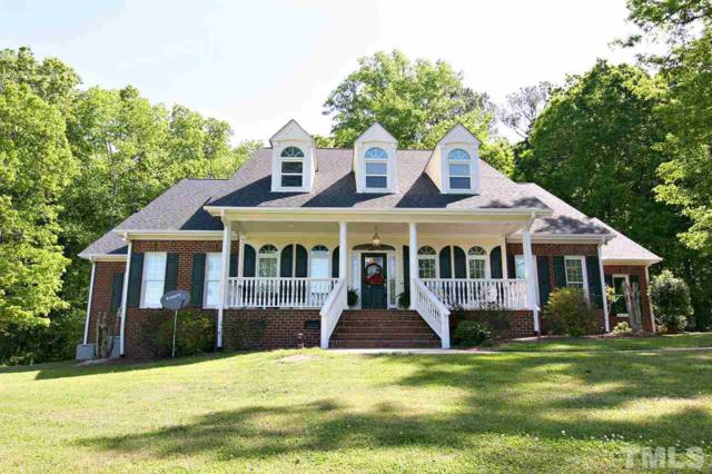 40 Ray Avenue, Zebulon, NC 27597 (#2186562) :: The Perry Group