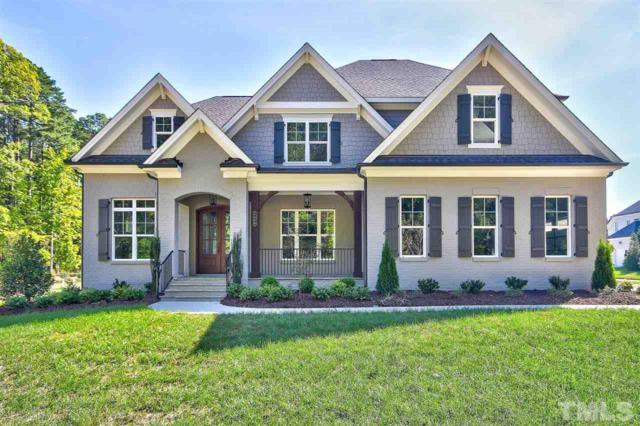 6400 Reserve Pine Drive, Cary, NC 27519 (#2187242) :: The Perry Group