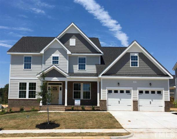 713 Twin Star Lane Lot 201, Knightdale, NC 27545 (#2187825) :: The Perry Group