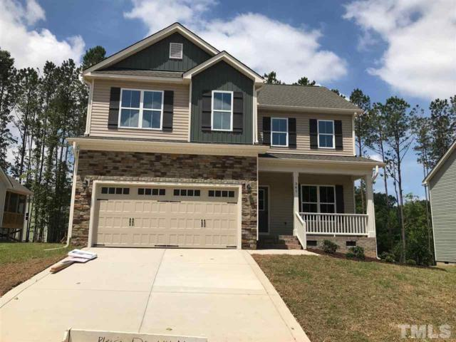 341 Hawkesburg Drive, Clayton, NC 27527 (#2189690) :: The Abshure Realty Group
