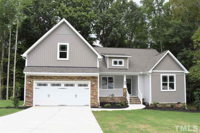 309 Laurel Oaks Drive, Youngsville, NC 27596 (#2189738) :: The Jim Allen Group