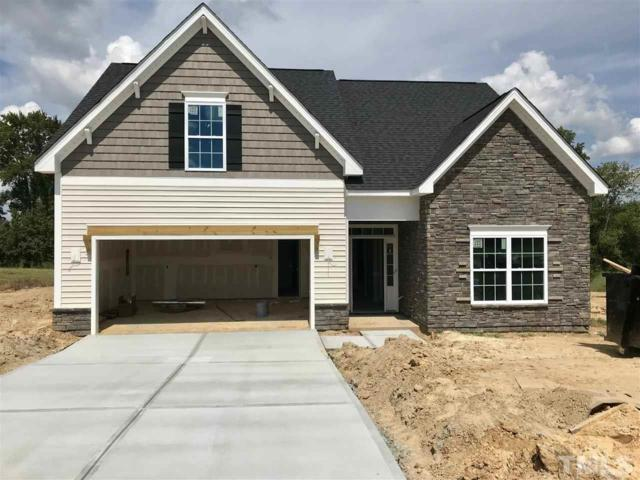 201 Southern Acres Drive, Fuquay Varina, NC 27526 (#2190169) :: The Abshure Realty Group