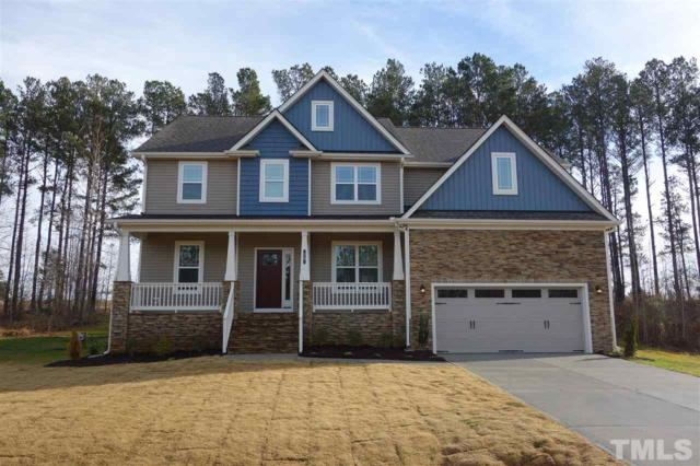 50 Lockamy Lane, Youngsville, NC 27596 (#2193833) :: The Jim Allen Group
