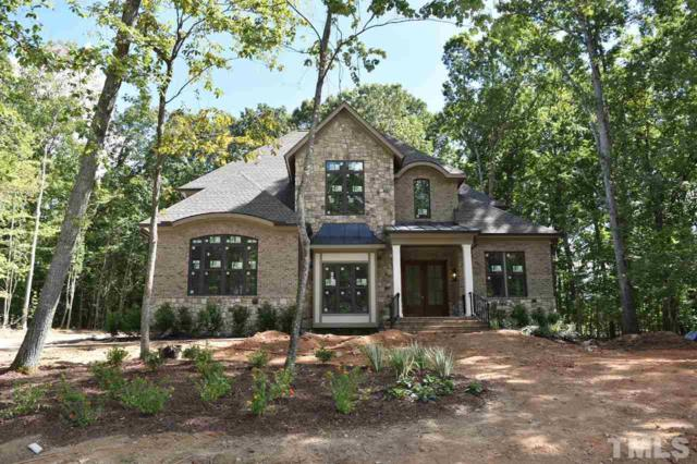 222 Stone Park Drive, Wake Forest, NC 27587 (#2195399) :: The Jim Allen Group