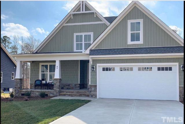 55 Walking Trail, Youngsville, NC 27596 (#2201385) :: The Jim Allen Group