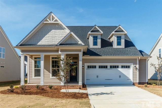 33 Village Walk Drive, Chapel Hill, NC 27517 (#2202478) :: The Jim Allen Group