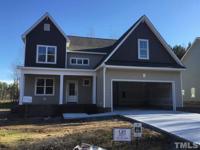 125 Walking Trail, Youngsville, NC 27596 (#2203014) :: The Perry Group
