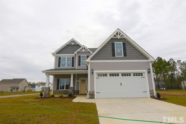 403 Planters Ridge Drive, Pikeville, NC 27863 (#2207060) :: The Perry Group