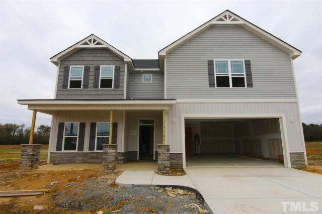 421 Planters Ridge Drive, Pikeville, NC 27863 (#2210912) :: The Perry Group