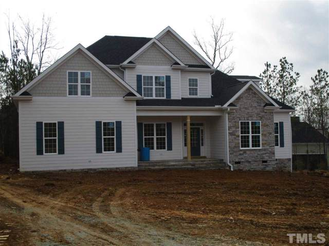1360 Cedar Grove Road, Pittsboro, NC 27312 (#2212387) :: The Jim Allen Group