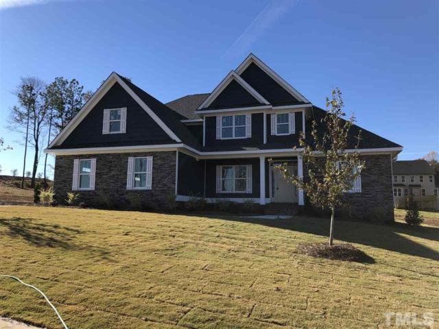 37 Crown Point Drive, Garner, NC 27529 (#2212714) :: The Perry Group