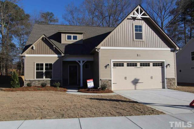 253 Fairview Street, Clayton, NC 27520 (#2213959) :: Marti Hampton Team - Re/Max One Realty