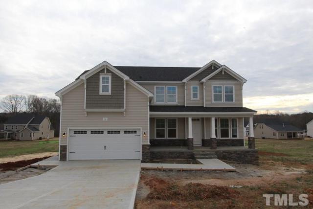 70 Falls Creek Drive, Youngsville, NC 27596 (#2214553) :: Rachel Kendall Team