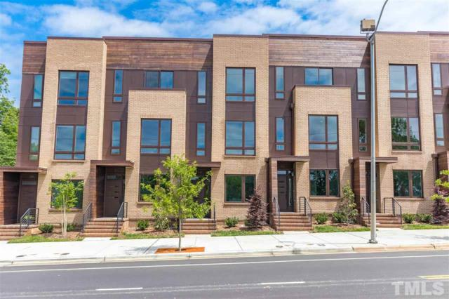 512 W South Street, Raleigh, NC 27601 (#2217805) :: The Perry Group