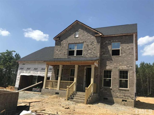 128 Silent Bend Drive #10, Holly Springs, NC 27540 (#2217893) :: Dogwood Properties