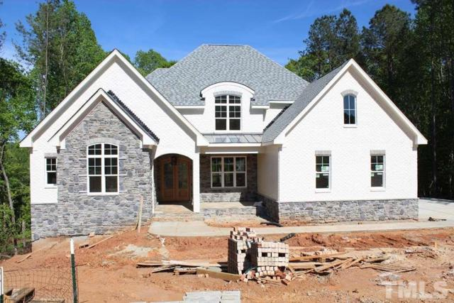 7432 Dover Hills Drive, Wake Forest, NC 27587 (#2221226) :: Rachel Kendall Team