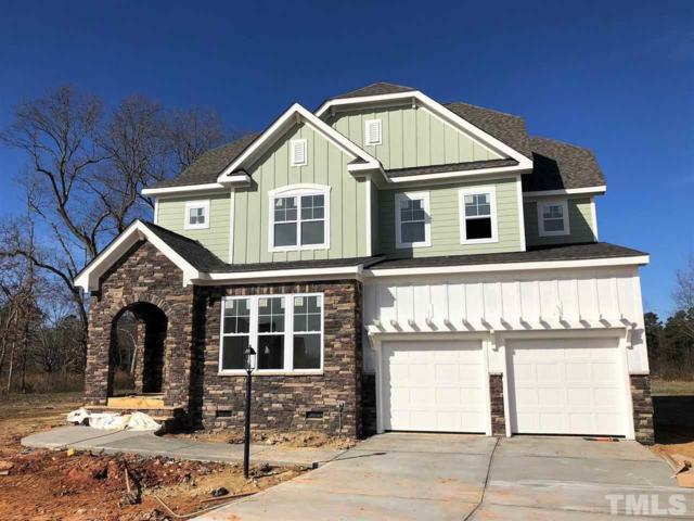 8613 Hugget Lane #03, Wake Forest, NC 27587 (#2221279) :: The Jim Allen Group