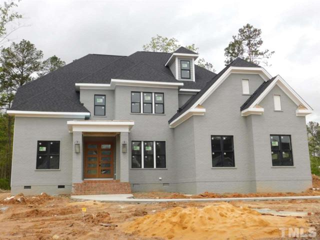 2104 Vandiver Way, Apex, NC 27523 (#2223285) :: The Perry Group