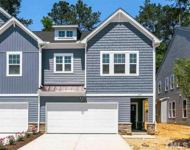 255 Vista Creek Place, Cary, NC 27511 (#2223669) :: Raleigh Cary Realty