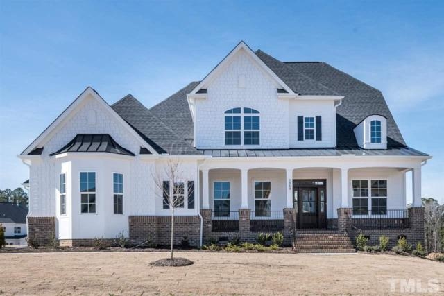 3069 Portland Avenue, Apex, NC 27502 (#2226966) :: The Jim Allen Group